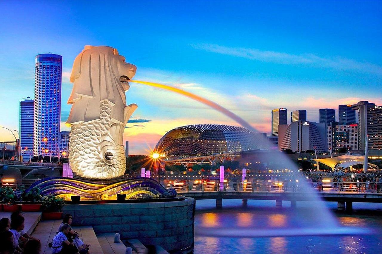 """Từ một làng chài, Singapore đã trở thành """"con rồng châu Á"""""""