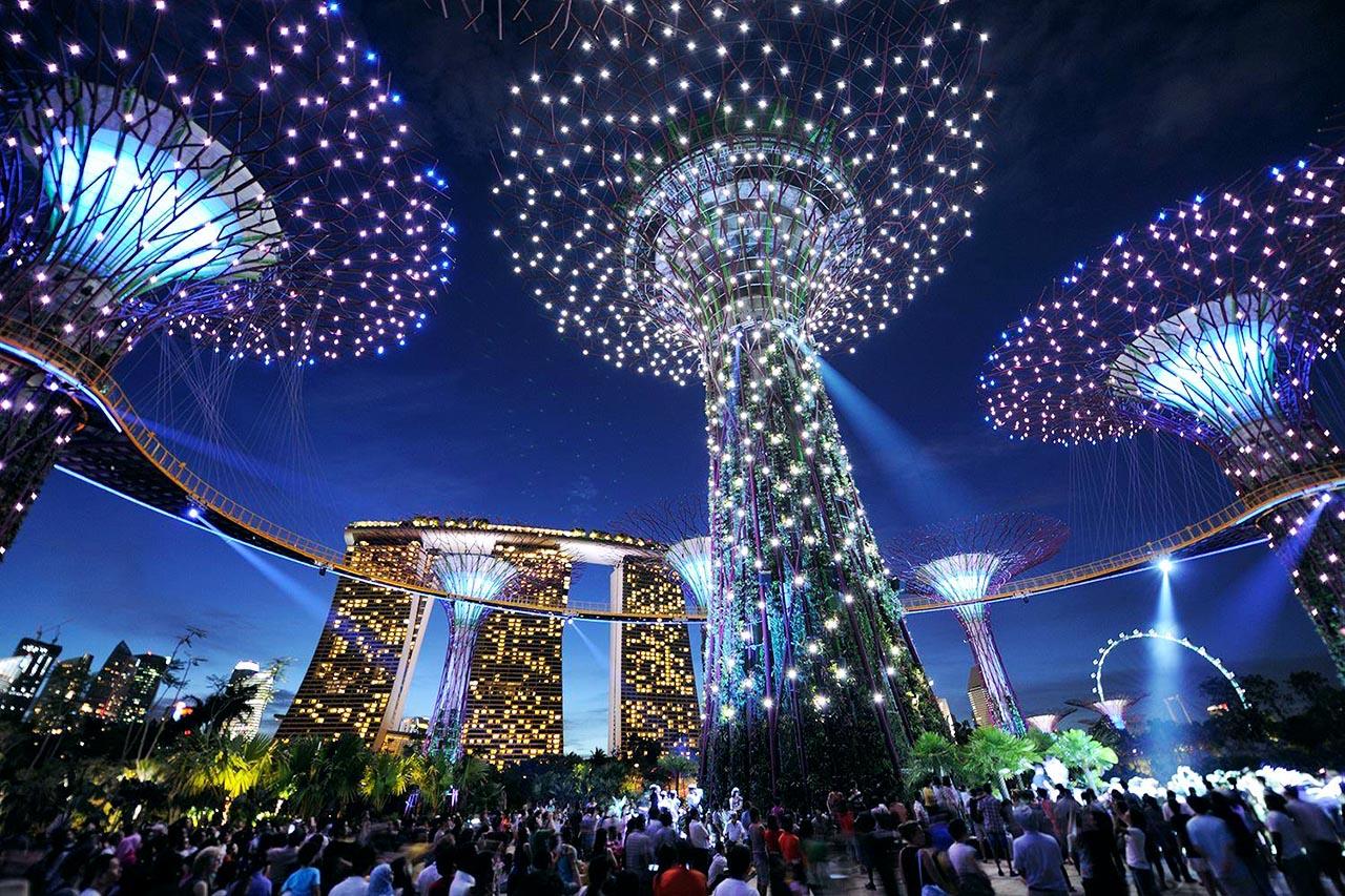 Điểm đến Singapore