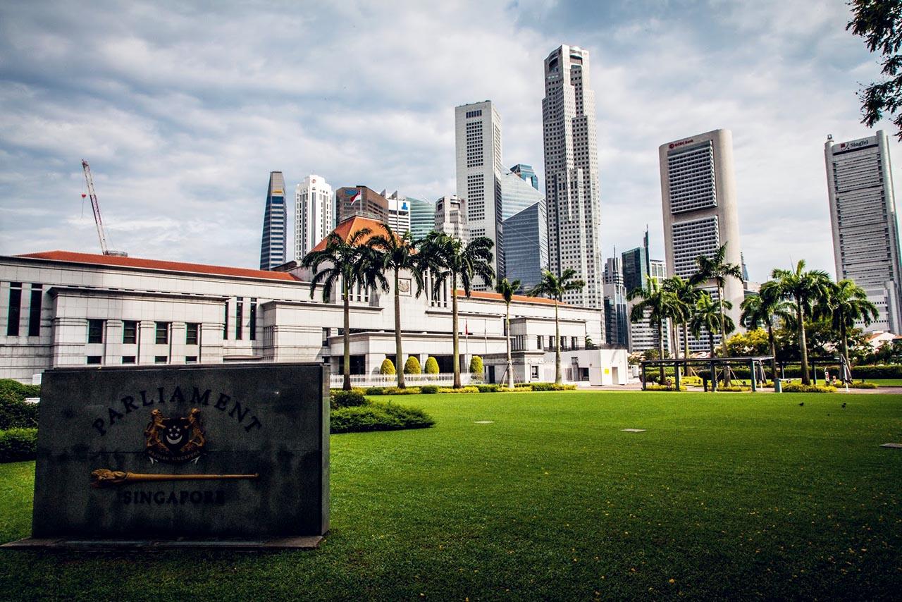 1 Góc của Singapore