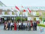 INEC cùng Ban Giám hiệu THPT khắpViệt Nam thăm các trường Singapore