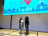INEC tiếp tục nhận giải Elite Partner từ Học viện Kaplan Singapore 2017