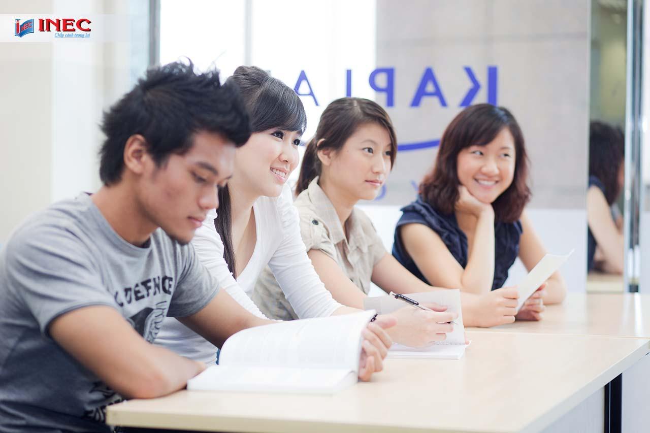 Tư vấn ngành học du học Singapore Học viện Kaplan