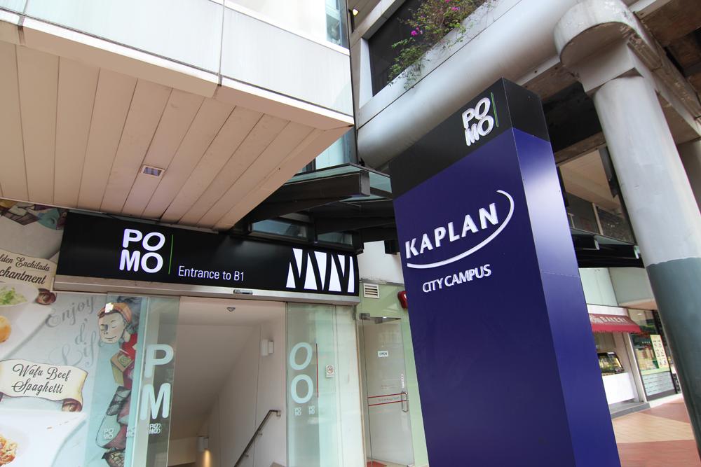 Cả 3 khu học xá của Kaplan Singapore đều nằm ở vị trí trung tâm