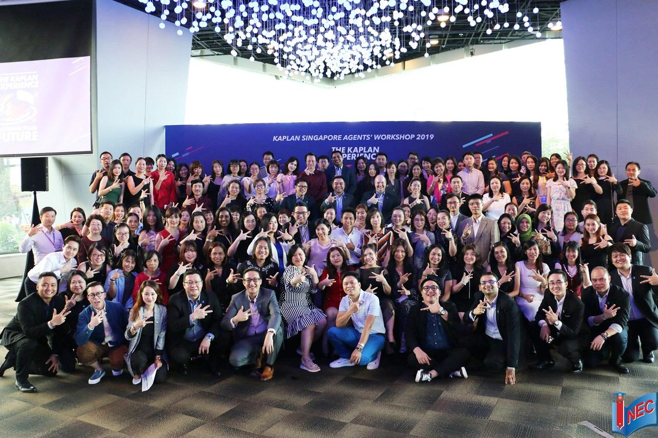 Hội nghị đối tác thường niên của Học viện Kaplan 2019 với sự góp mặt của các đối tác trên toàn thế giới