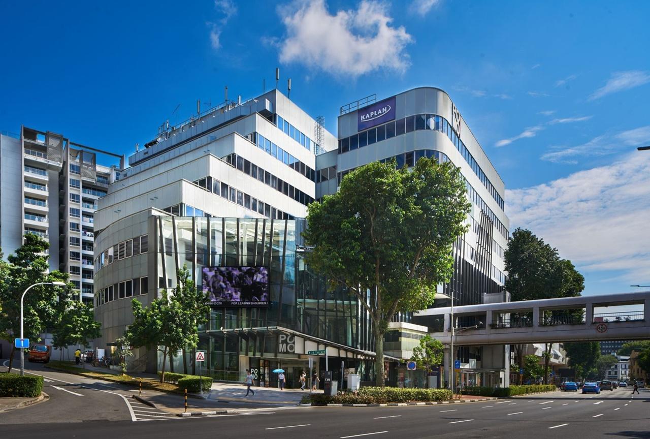 Tập đoàn Kaplan Singapore 2020