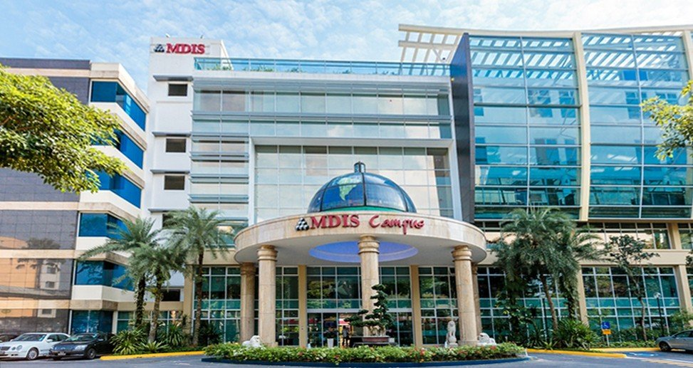 Học viện phát triển quản lý MDIS