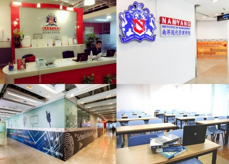 Học bổng của Học viện Nanyang Singapore