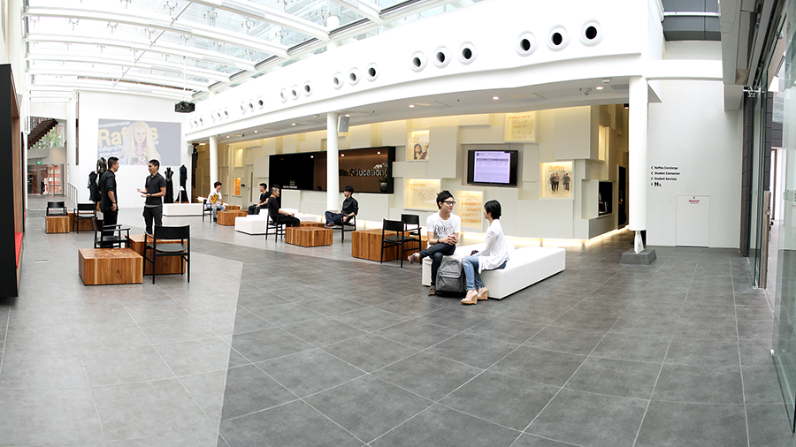 Tập đoàn giáo dục Raffles  tại Singapore 2016