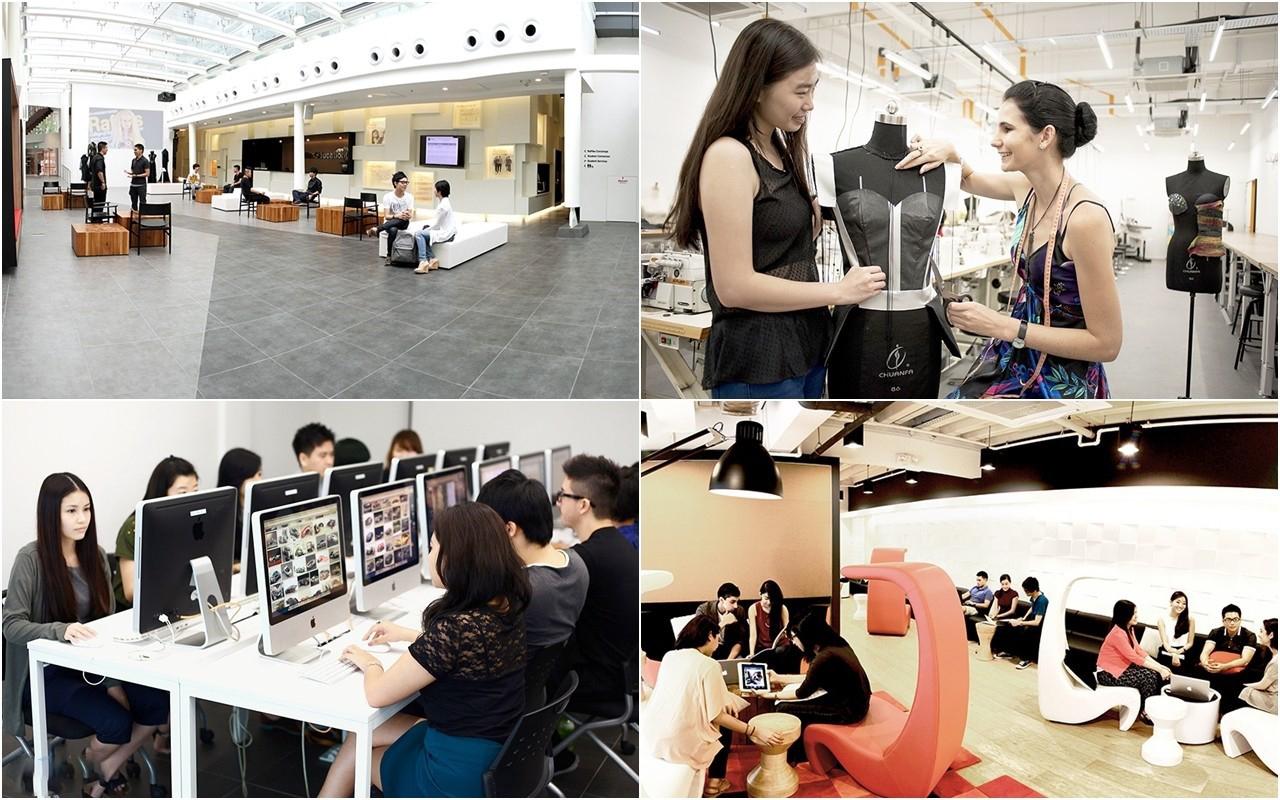 học viện Raffles Singapore