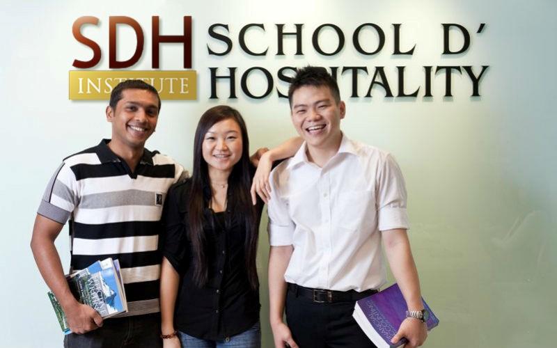 Hội thảo Học bổng Singapore từ Học viện SDH 2018