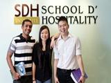 Học Viện Quản Trị Du Lịch Nhà Hàng Khách Sạn SDH 2019