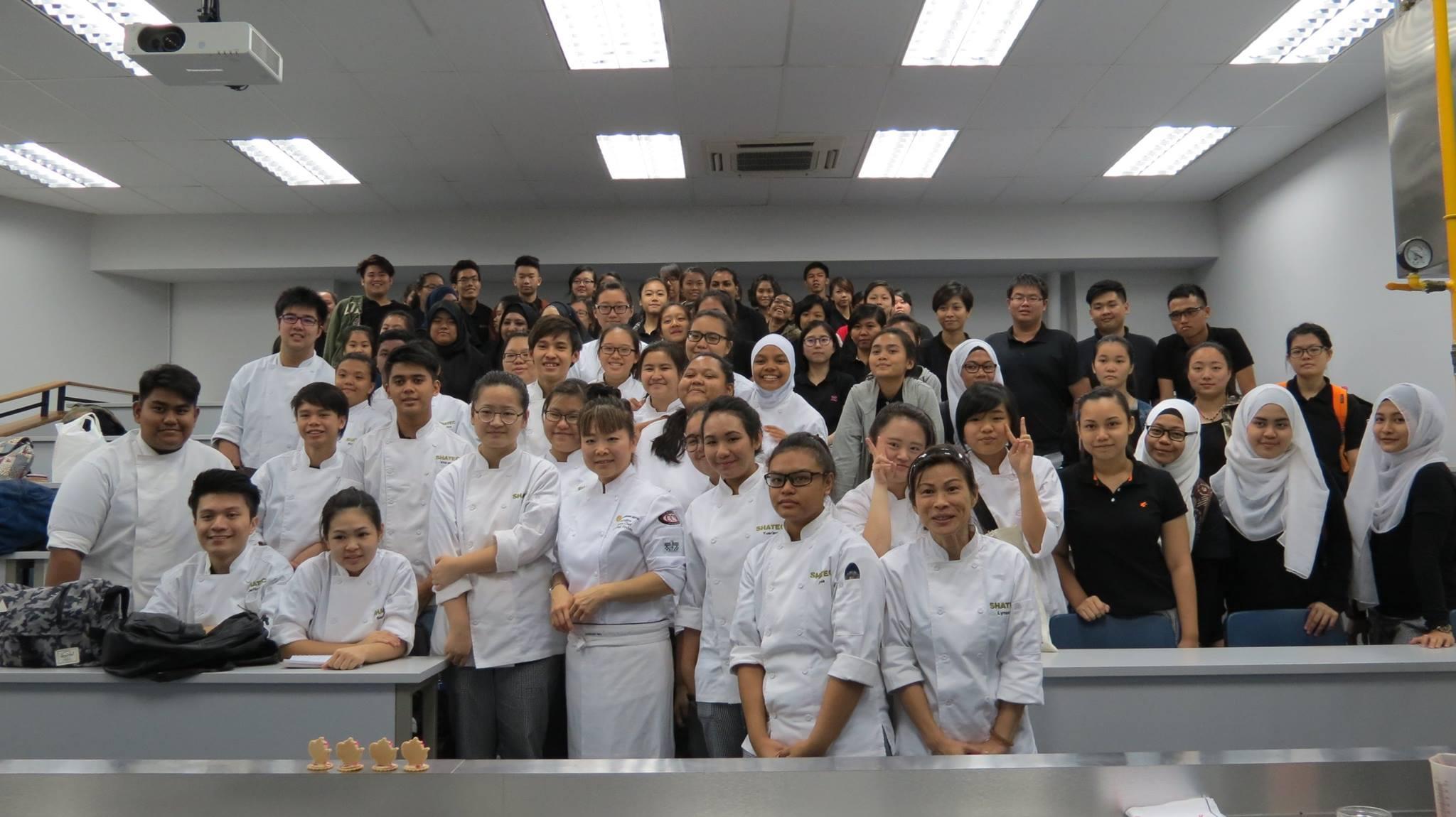 Học viện ẩm thực Shatec