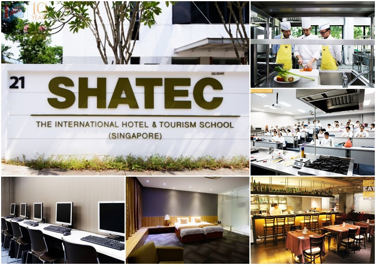 Cơ sở vật chất của SHATEC phục vụ tối ưu cho chương trình đào tạo