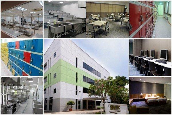 SHATEC sở hữu hệ thống cơ sở vật chất tiện nghi