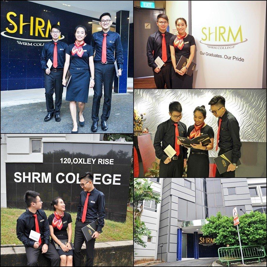 Du học Singapore tại SHRM