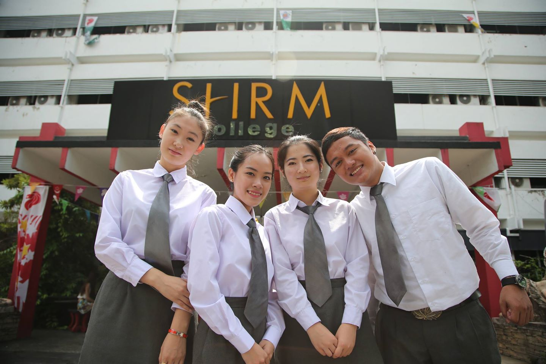 Cao đẳng SHRM