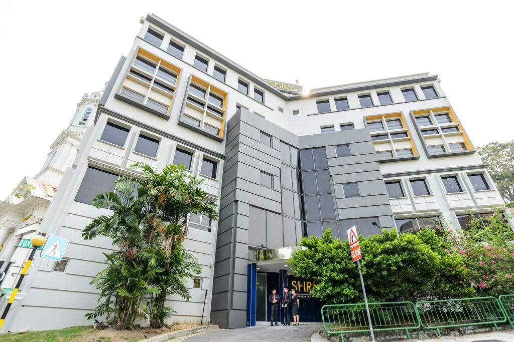 Cao đẳng SHRM – Singapore 2018