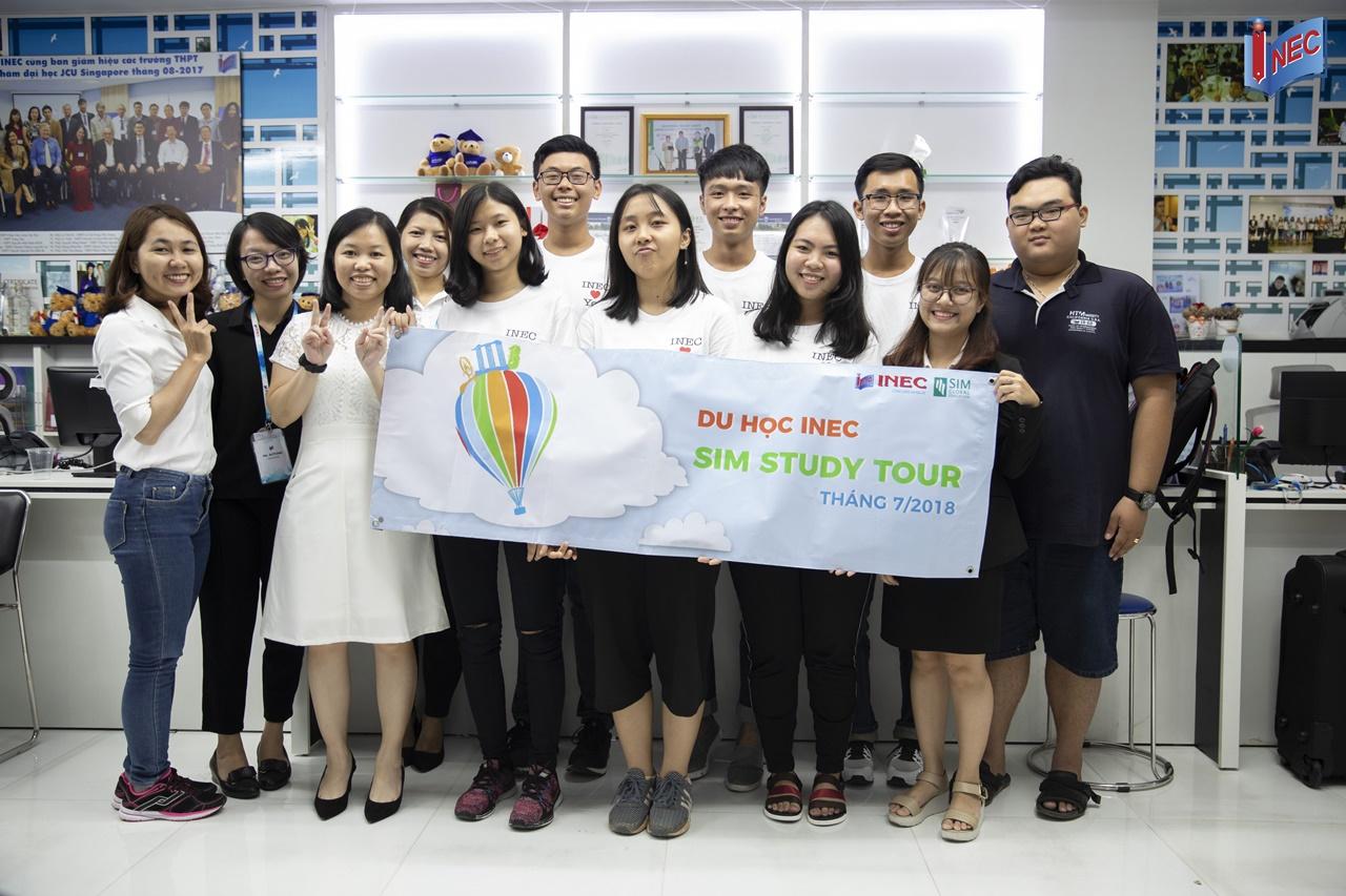 Du học Singapore tại Học viện Quản lý SIM
