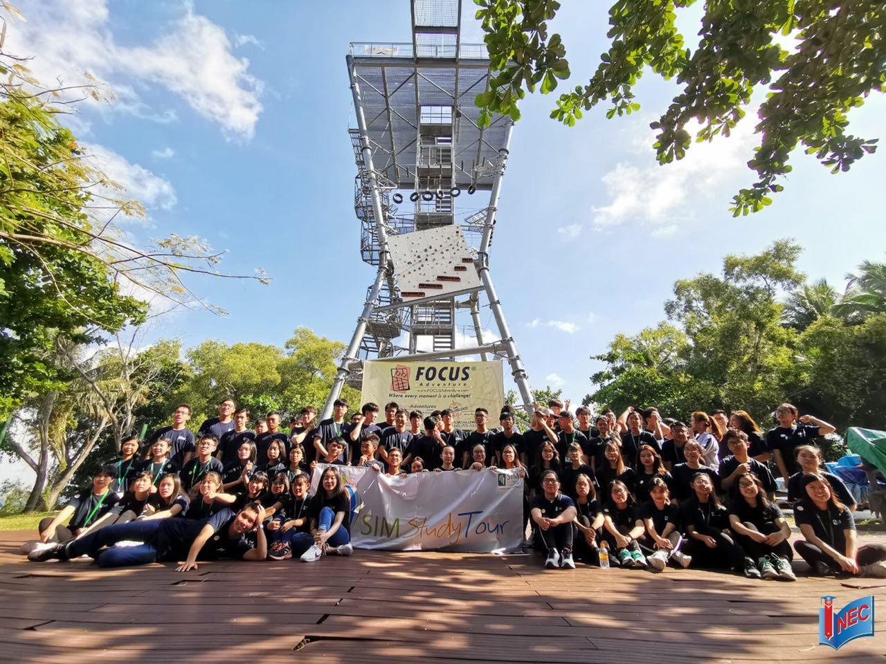 Du học hè Singapore SIM study Tour 2019