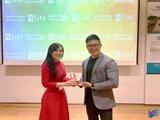 Du học INEC - Đối tác Việt Nam duy nhất 3 năm liền giành giải thưởng xuất sắc nhất của Học viện SIM