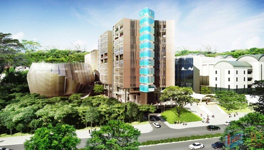 Học viện SIM sở hữu hệ thống cơ sở vật chất toàn diện nhất trong hệ thống giáo dục tư thục Singapore