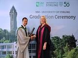 Du học Singapore, nhận bằng gốc của Đại học Stirling - Top 2 Anh quốc