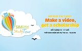 Học bổng du học hè Singapore: Make a video, get a scholarship