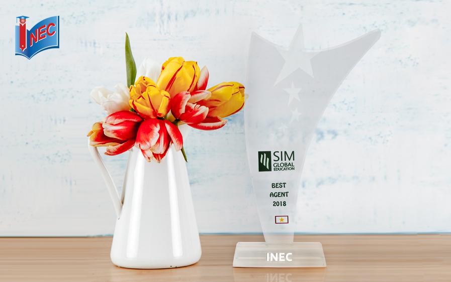 Du học INEC là đối tác tốt nhất của Học viện SIM
