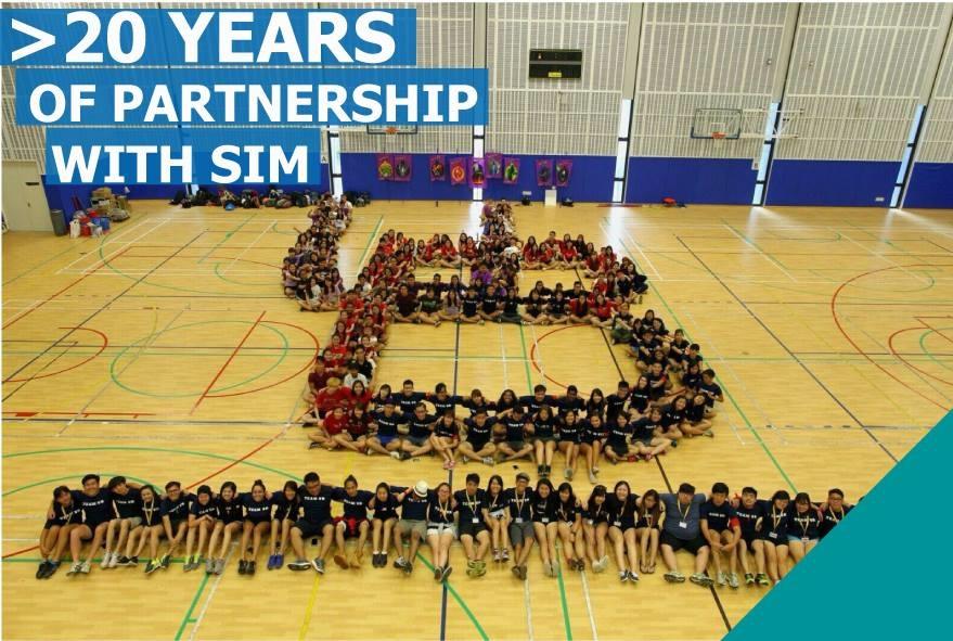 SIM và Buffalo đã có trên 20 năm hợp tác đào tạo thành công