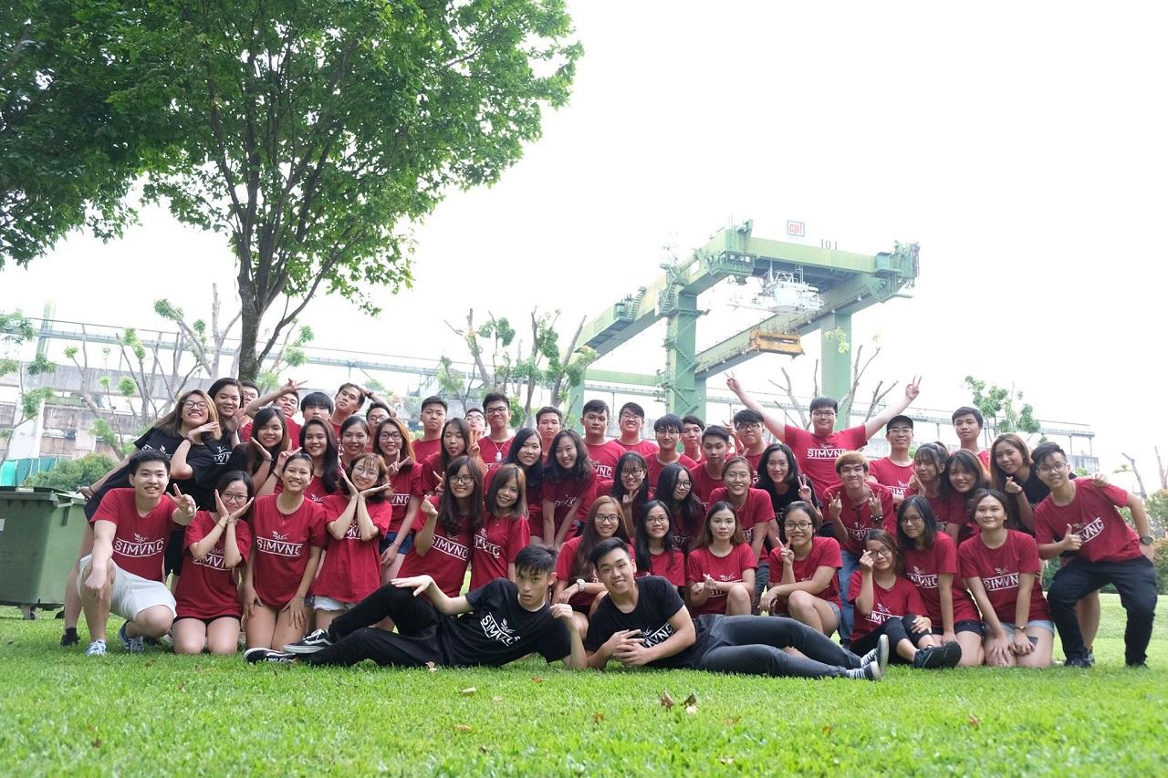 Hội sinh viên Việt Nam tại SIM (SIM VNC) hoạt động mạnh mẽ và hiệu quả