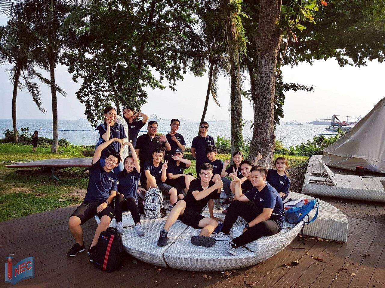 Hãy cùng SIM Study Tour trải nghiệm môi trường học tập đỉnh cao và cuộc sống hiện đại tại Singapore nhé
