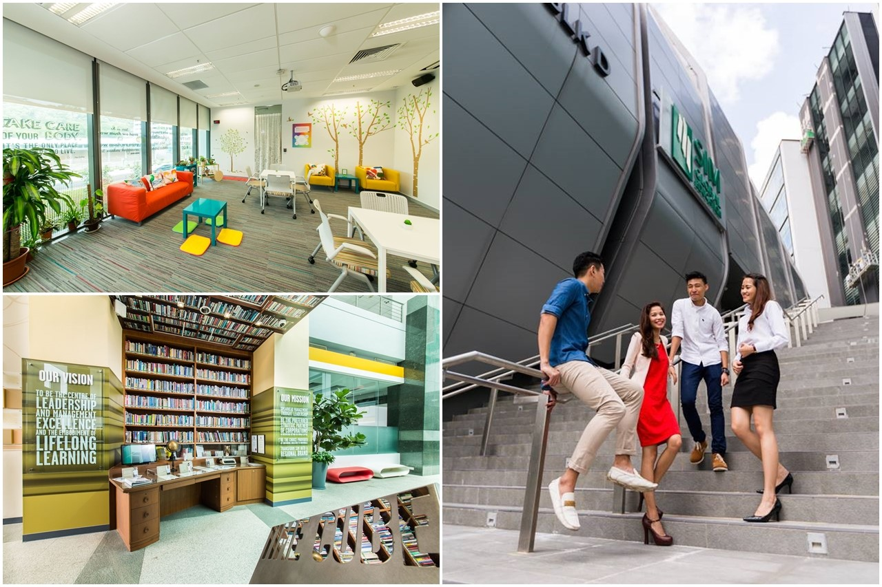 Chương trình đào tạo chuẩn mực của Đại học London (Anh) tại Singapore 3