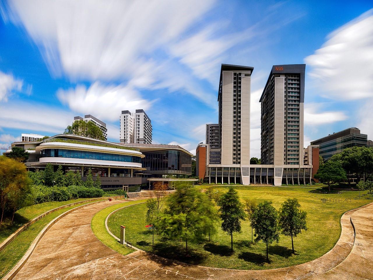 Khuôn viên Đại học Quốc gia Singapore (NUS)