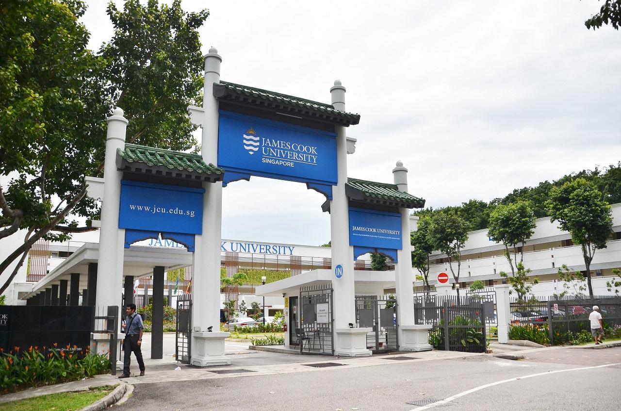 Đại học James Cook Singapore được chứng nhận EduTrust Star