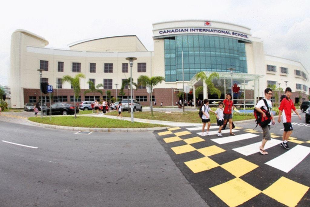 Du học Singapore trường Trung học CIS