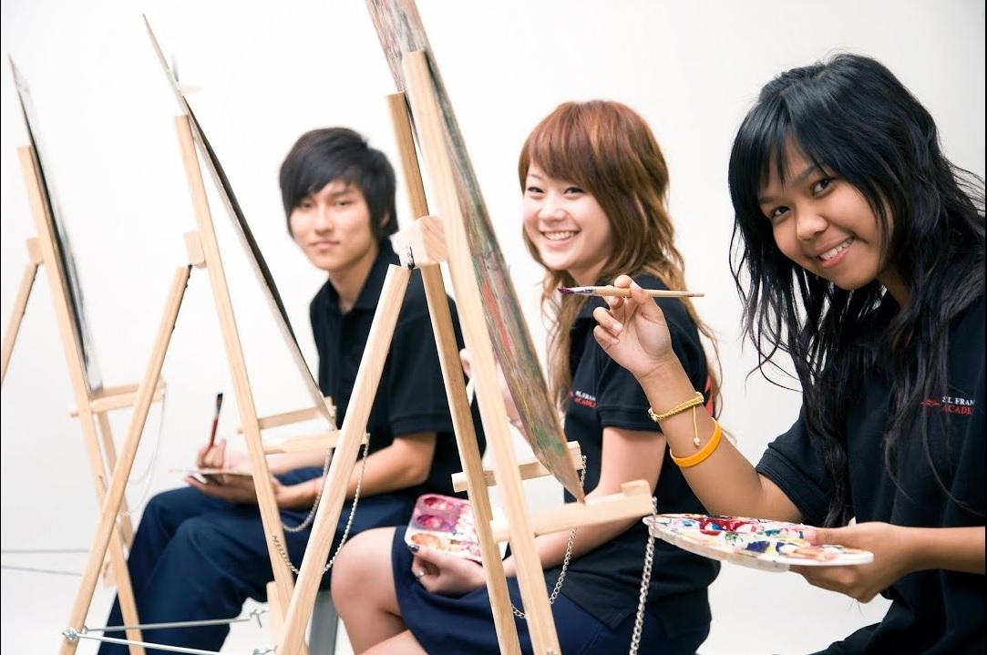 Học sinh SFMS phát triển tiềm năng ngoài chương trình học tập