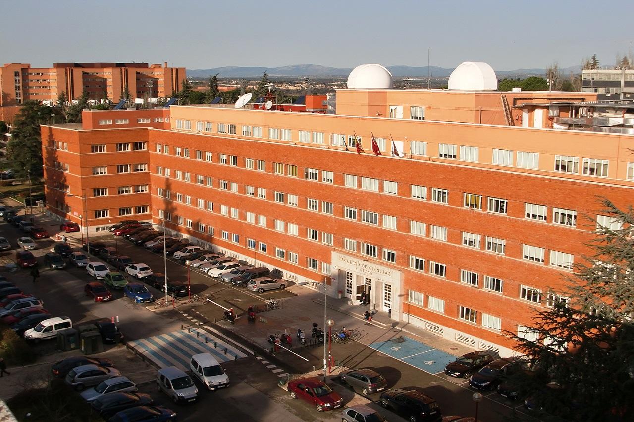 Khoa Vật lý Đại học Complutense de Madrid
