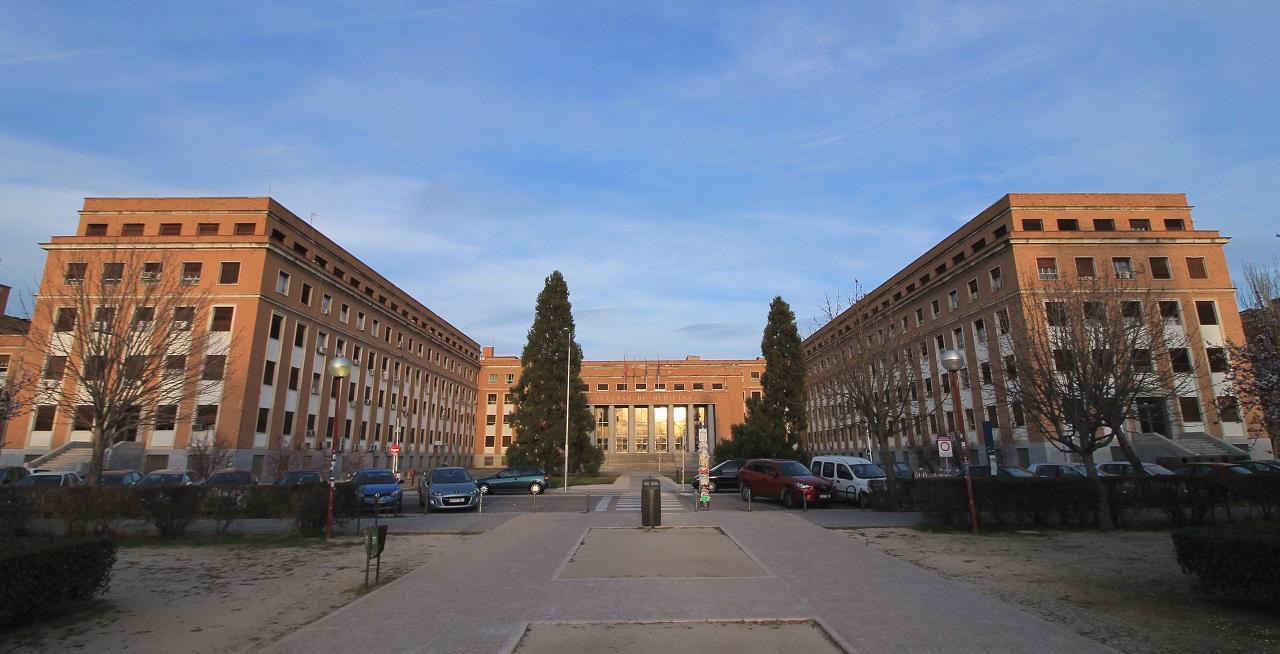 Khoa Y Đại học Complutense de Madrid
