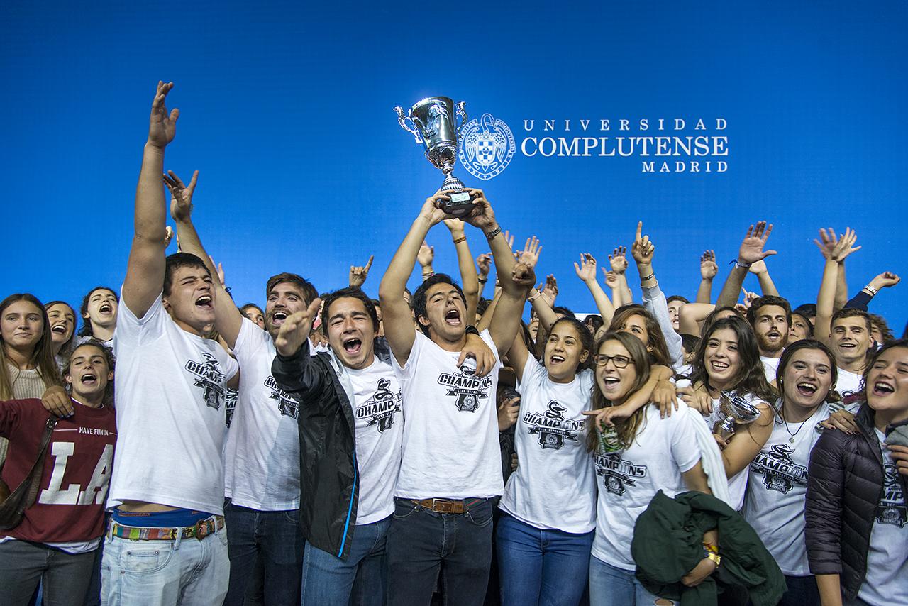 Sinh viên Đại học Complutense de Madrid tích cực tham gia các hoạt động thể thao