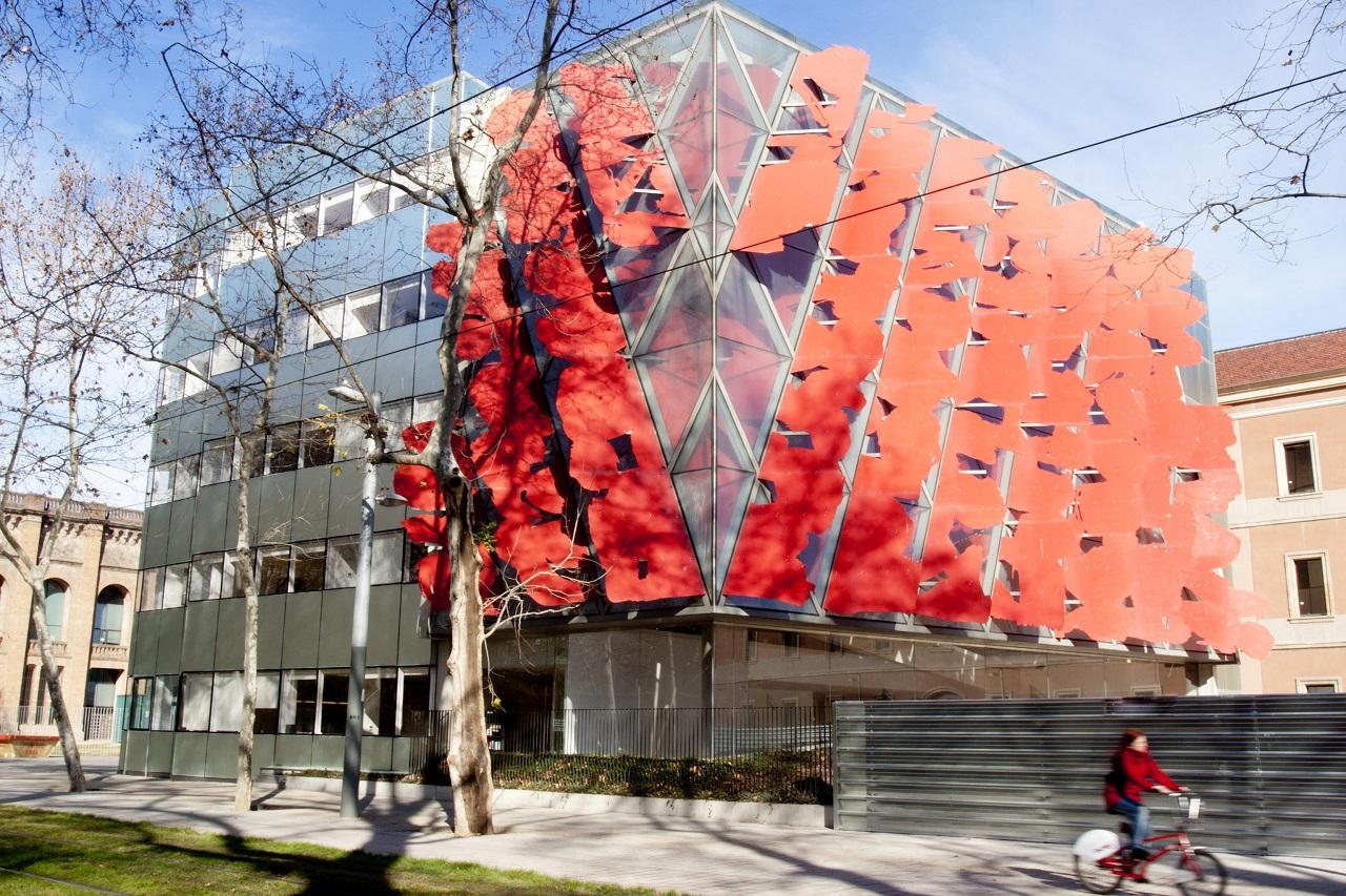 Kiến trúc nổi bật của trường Barcelona GSE