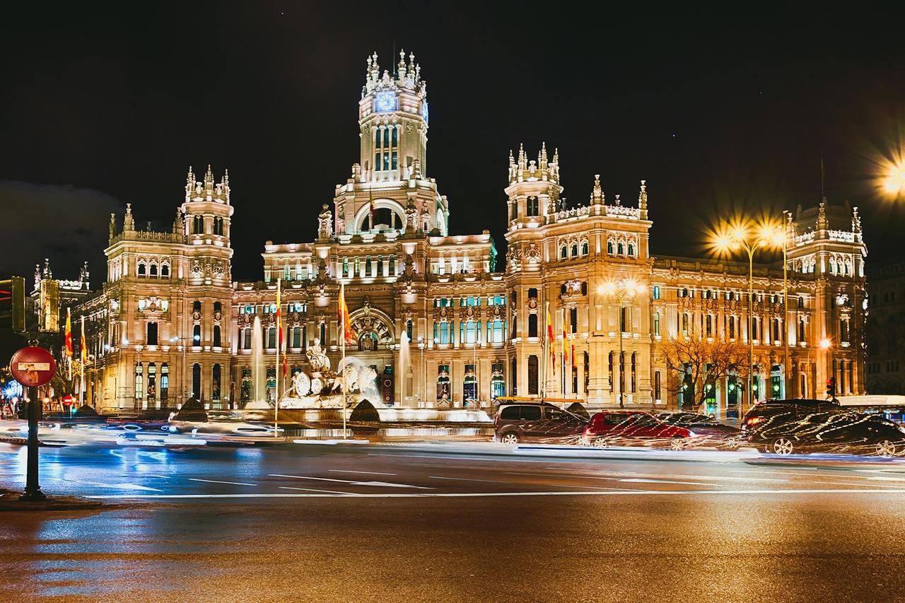 Thành phố Madrid xếp #32 trong danh sách Thành phố sinh viên tốt nhất 2019 của QS