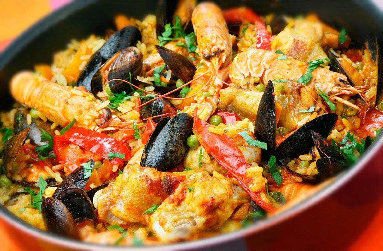 Ẩm thực Tây Ban Nha