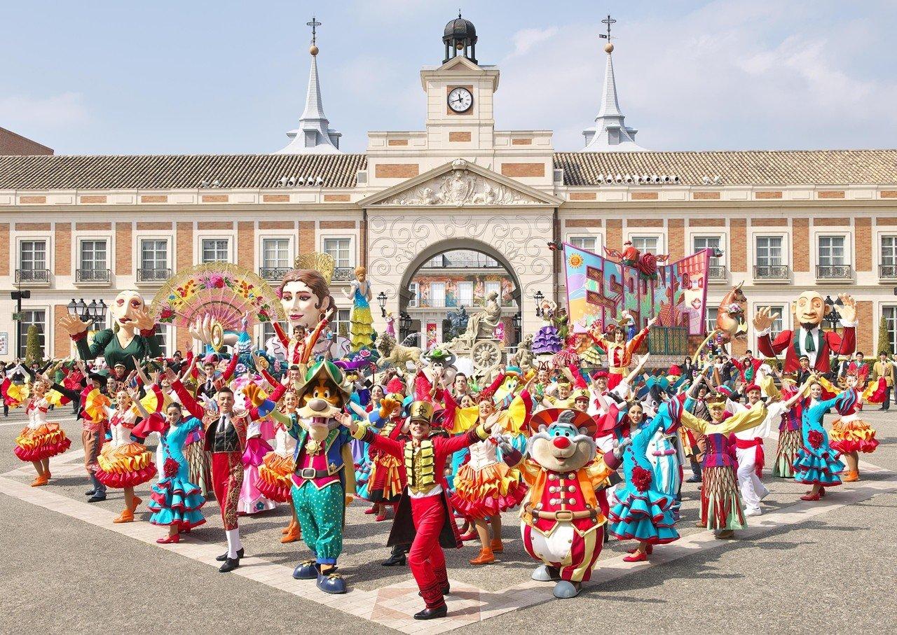 Lễ hội tại Tây Ban Nha