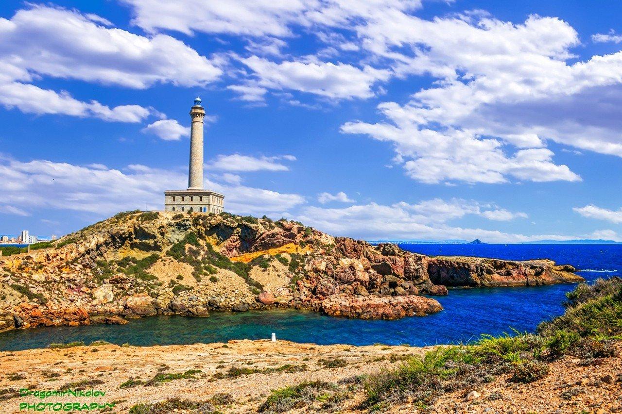 Hải đăng tại Murcia