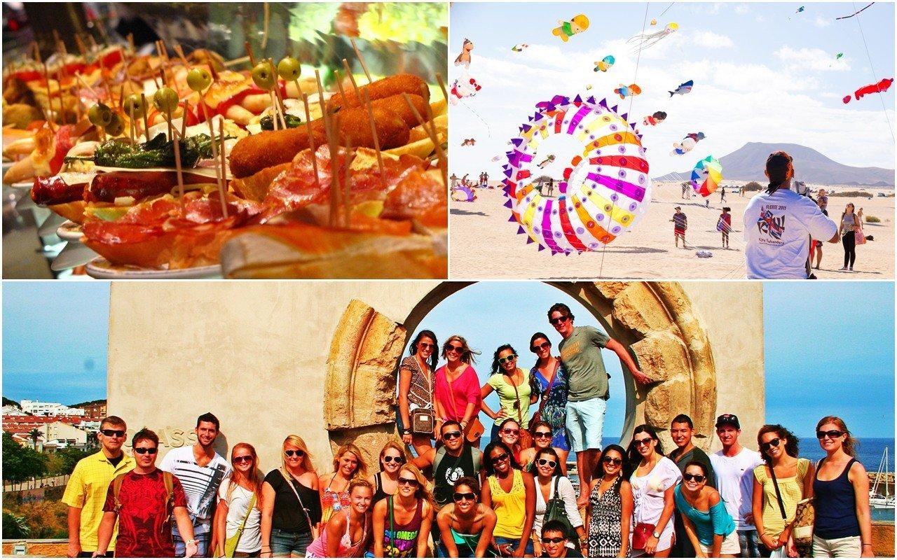 Tây Ban Nha có quá nhiều cảnh đẹp và nền văn hóa đặc sắc cho sinh viên quốc tế khám phá và trải nghiệm