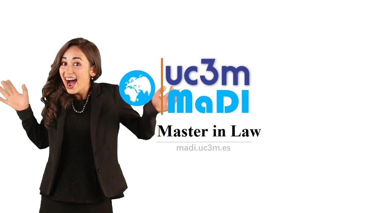 Đại học Charles III Madrid cấp học bổng cho sinh viên chương trình thạc sĩ về luật