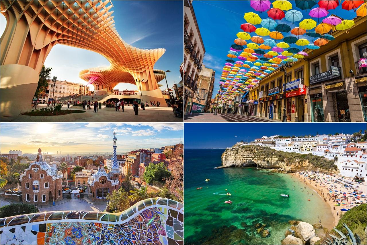 Du học Tây Ban Nha đem đến cho sinh viên quốc tế vô vàn địa điểm để khám phá