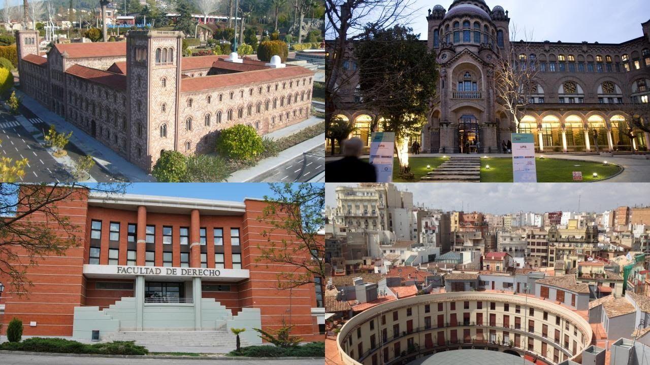 Một số trường đại học Tây Ban Nha