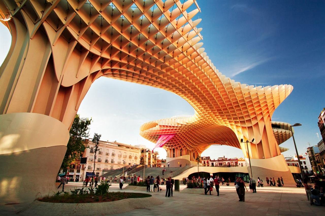 Sinh viên du học Tây Ban Nha sẽ được thưởng thức vô vàn kiến trúc độc đáo của nước này