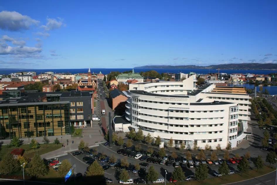 Đại học Jonkoping Thụy Điển
